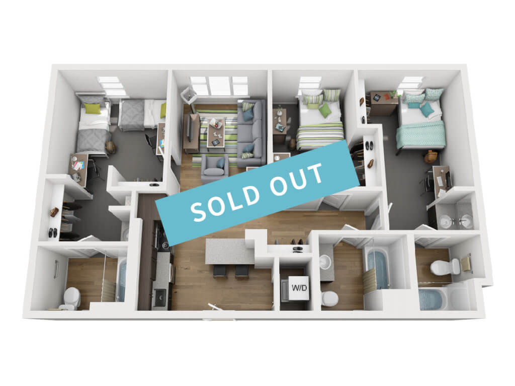 Montage on College Sold Out 6.22.18 3x3 Quest 1024x767